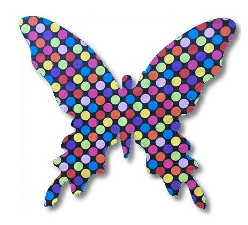 Butterfly pin board -'bling'