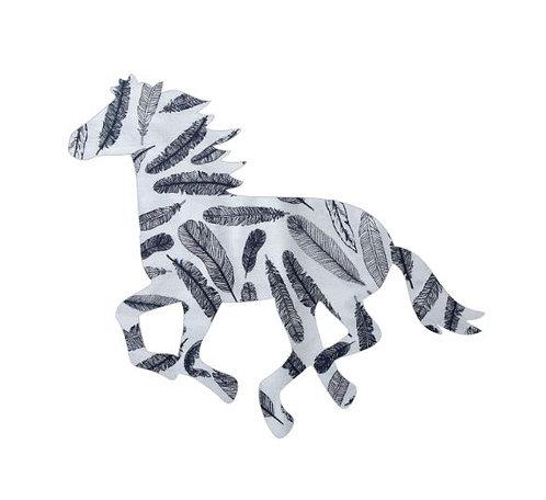 Unicorn or horse pin board - 'tickle'