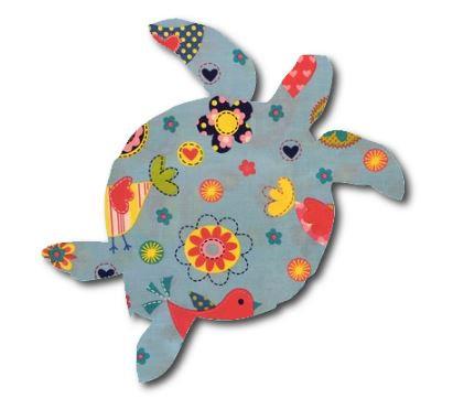 Turtle pin board - 'happy place'
