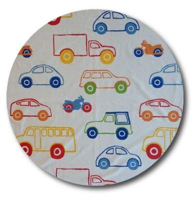 Circle pin board 'bumper'