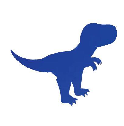T- Rex - royal blue