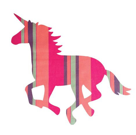 Unicorn or horse pin board - 'encounter'