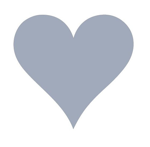 Heart pin board - 'cool'