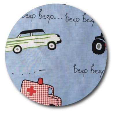 Circle pin board 'beep'