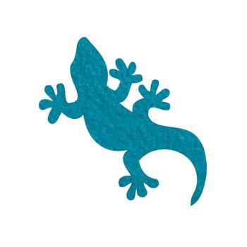 Gecko pin board - 'teal'