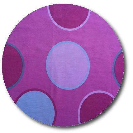 Circle pin board 'pinky'
