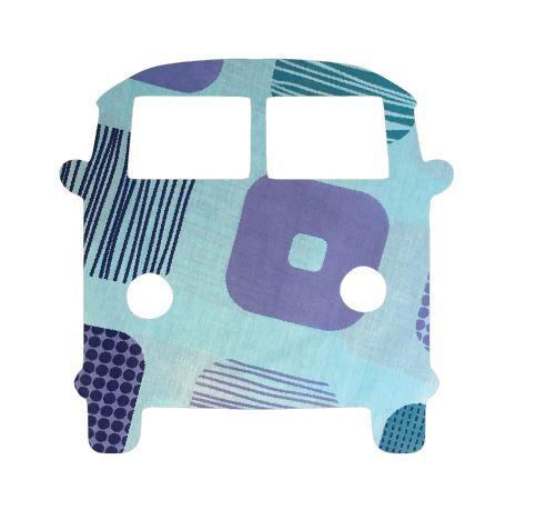 Kombi pin board - 'squares'