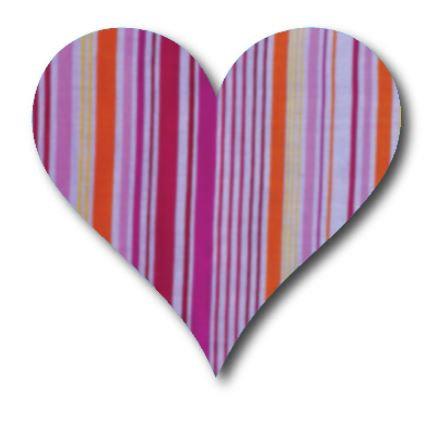 Heart pin board - 'lolly'