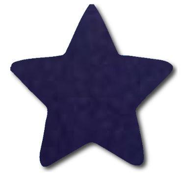 Star pin board - 'navy'
