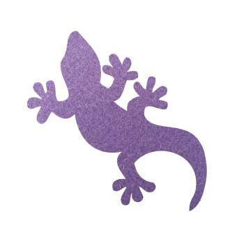 Gecko pin board - 'mauve'