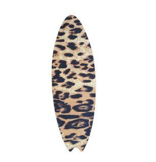 Surfboard pin board - 'leo'
