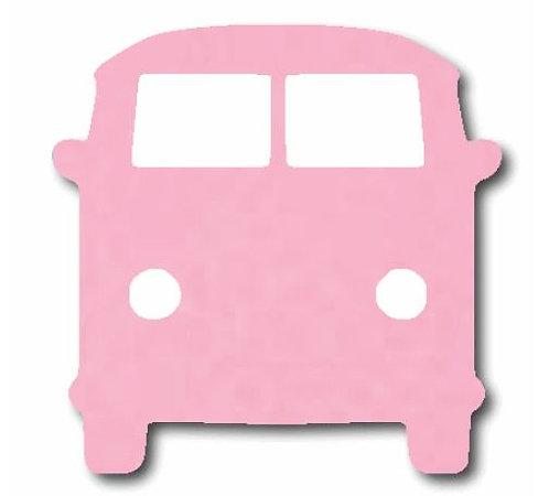 Kombi pin board - 'soft pink'