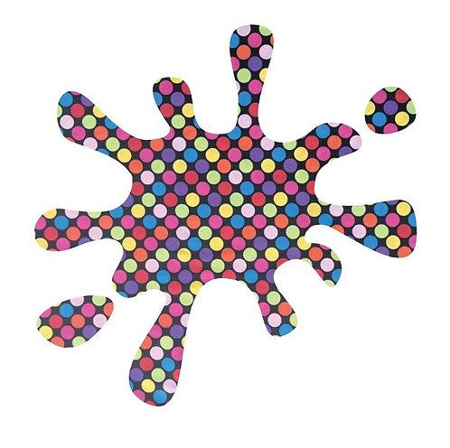 Splat pin board - 'bling'