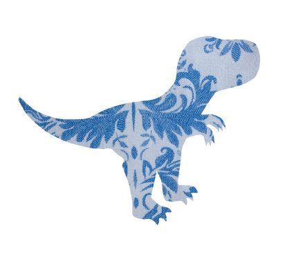 T- Rex - blue china
