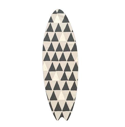Surfboard pin board - 'pointy'