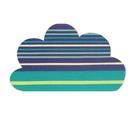 Cloud pin board - 'horizon'