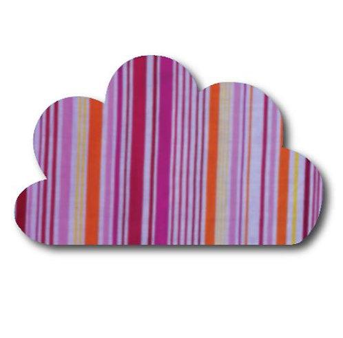 Cloud pin board - 'lolly'