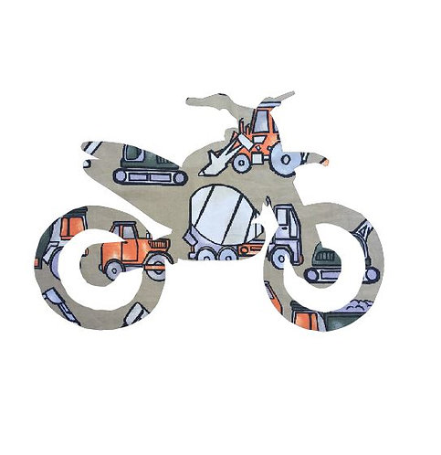 Stunt Cycle - 'truckin'