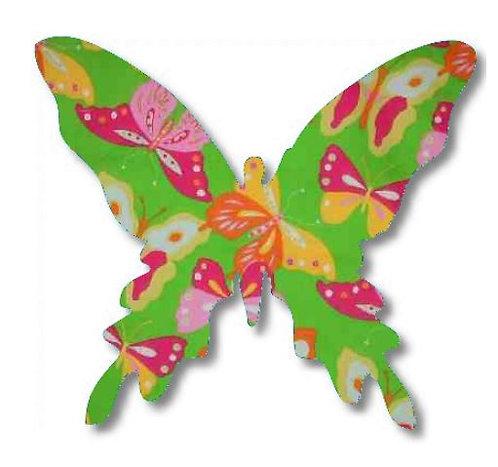 Butterfly pin board -'butterflies'