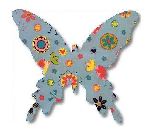 Butterfly pin board - 'happy place'