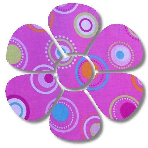 Flower pin board - 'dot'