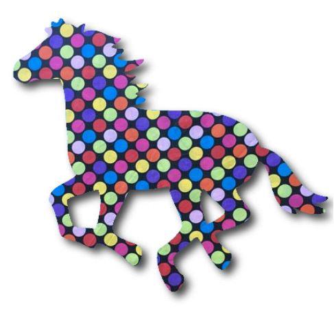 Unicorn or horse pin board - 'bling'