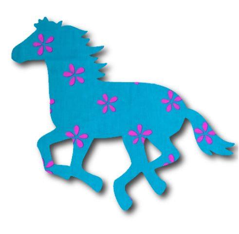 Unicorn or horse pin board - 'daisy doo'