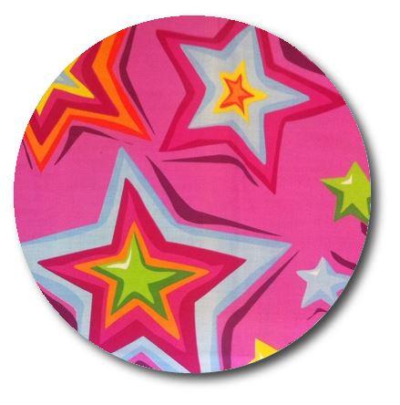 Circle pin board 'starburst'
