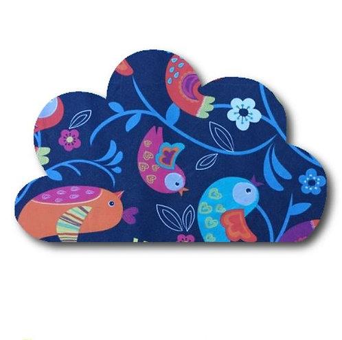 Cloud pin board - 'birdie'
