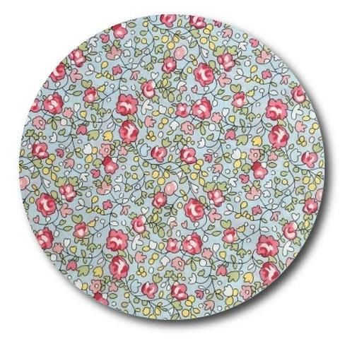 Circle pin board - 'french rose'