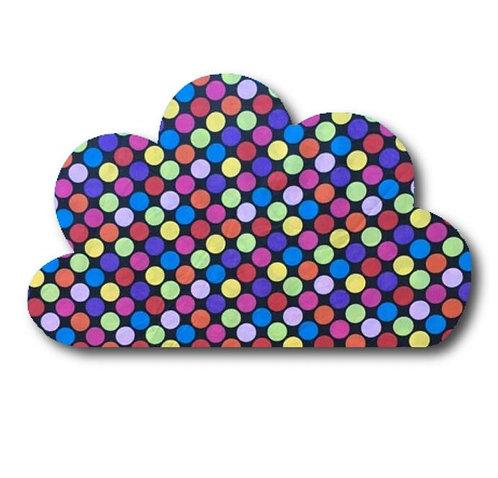 Cloud pin board - 'bling'