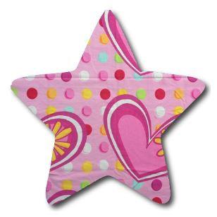 Star pin board - 'happy heart'