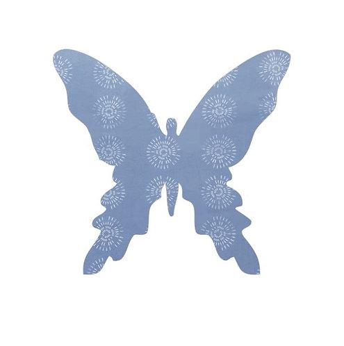 Butterfly pin board - 'flake'