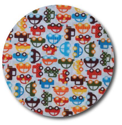 Circle pin board 'traffic'