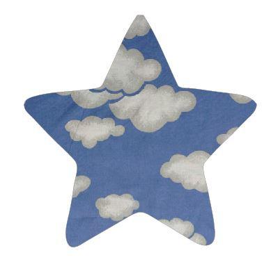 Star pin board - 'blue yonder'