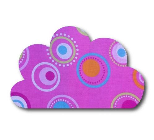 Cloud pin board - 'dot'