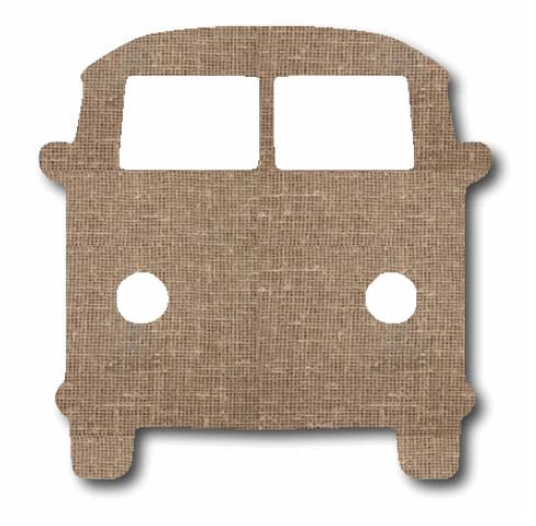 Kombi pin board - 'sack'
