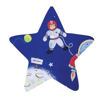 Star pin board - 'space port'
