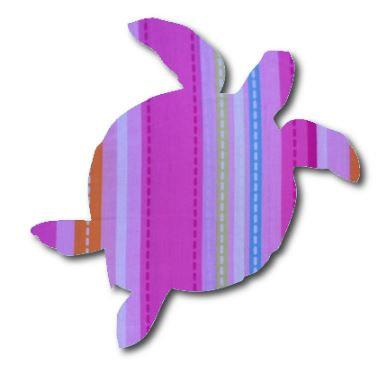 Turtle pin board - 'dash'