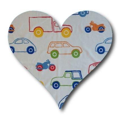Heart pin board - 'bumper'