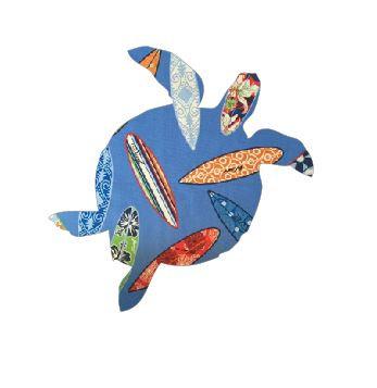 Turtle pin board - 'surferini sky'