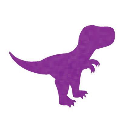 T- Rex - purple