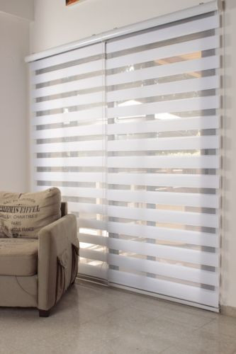 zebra blinds or honeycomb blinds