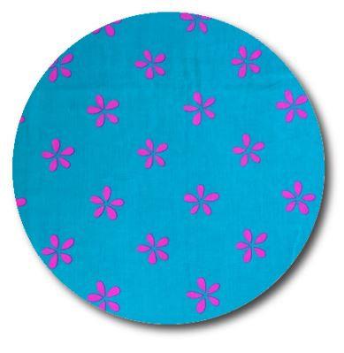 Circle pin board 'daisy doo'