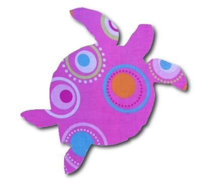Turtle pin board - 'dot'