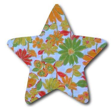 Star pin board - 'sunshine'
