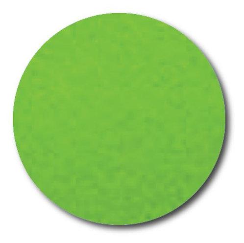 Circle pin board - 'lime'