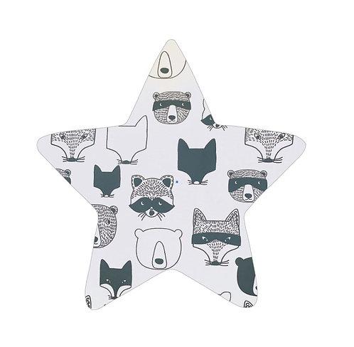 Star pin board - 'critters'