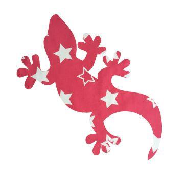 Gecko pin board - 'starsky'