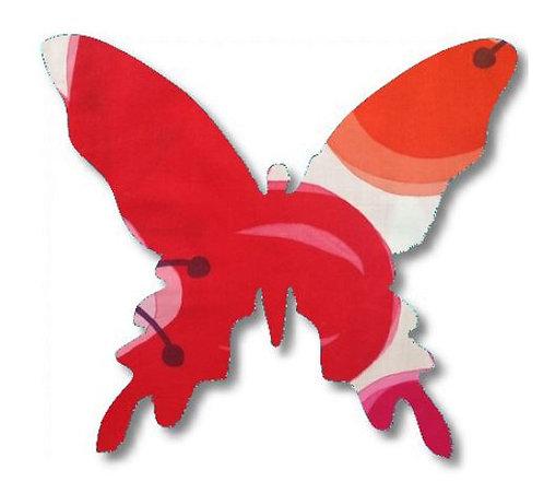 Butterfly pin board - 'pop flower'